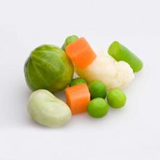 Mezclas De Verduras