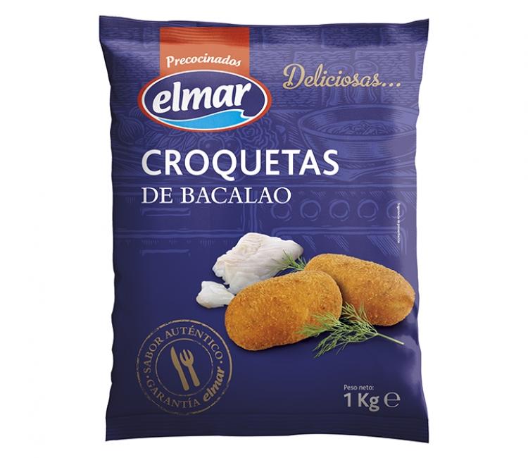 CROQUETAS DE BACALAO ELMAR