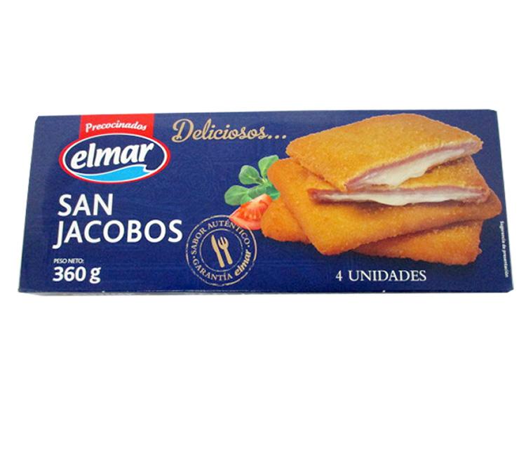 SAN JACOBOS ESTUCHADOS ELMAR