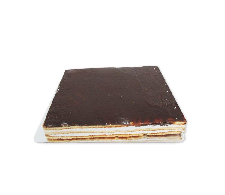 TARTA DE NATA Y CHOCOLATE SIN AZÚCAR ELMAR