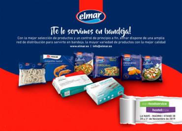 Elmar Frozen Food presente en Expofoodservice – hostelshow